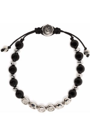 Diesel Stone beaded bracelet