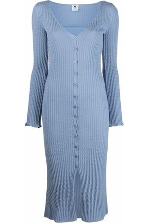 M Missoni Women Knitted Dresses - Knitted button dress