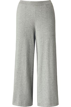 Peter Hahn Women Culottes - Knit culottes in 100% cotton size: 10
