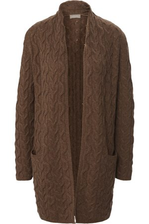 include Women Cardigans - Long cardigan in 100% cashmere size: 10