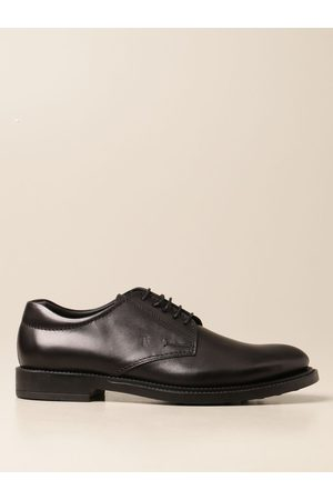 Tod's Tod's derby in leather with rubber sole