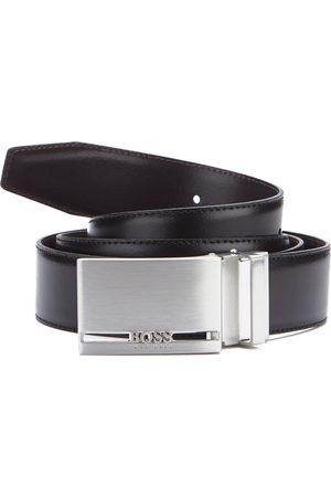 HUGO BOSS Men Belts - Galliz Belt Gift Set - Black/Brown