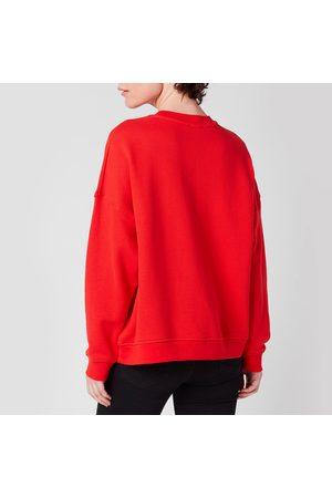 Whistles Women Sweatshirts - Women's Oui Slogan Sweatshirt
