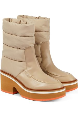 Robert Clergerie Ally quilted ankle boots
