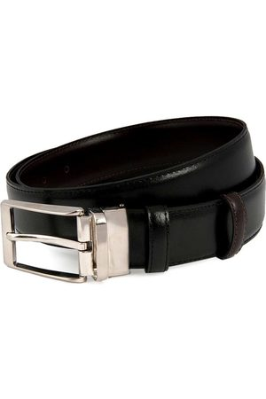 Hawes & Curtis Men's Reversible Leather Belt in /
