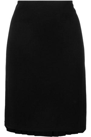 Jean Paul Gaultier Women Pleated Skirts - 1990's back pleated skirt