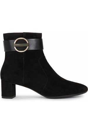 Geox Pheby Heeled Ankle Boots