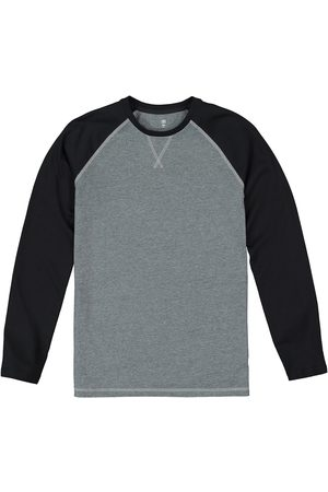 La Redoute Cotton Long Sleeve T-Shirt, 10-18 Years
