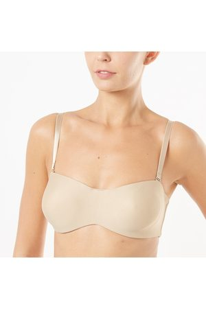 Maidenform Invisible Minimiser Underwired Bandeau Bra with Multiway Detachable Straps