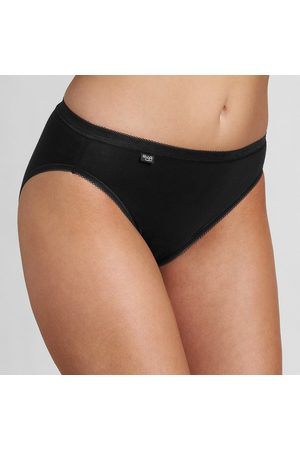 Sloggi Pack of 3 Basic Knickers in Cotton