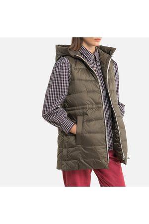 Oakwood Women Coats - Cosy Padded Puffer Gilet with Hood