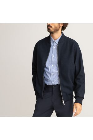 LA REDOUTE COLLECTIONS Bomber Jackets - Wool Mix Bomber Jacket