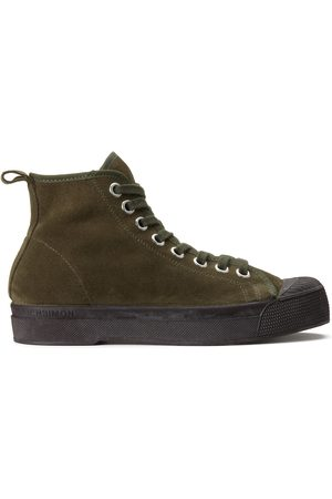 Bensimon Trainers - B79 Suede High Top Trainers