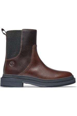 Timberland Women Ankle Boots - Lisbon Lane Chelsea Boots in Leather