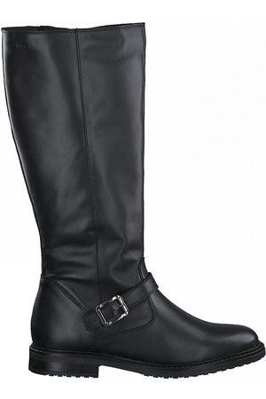 Tamaris Women Boots - Leather Riding Calf Boots