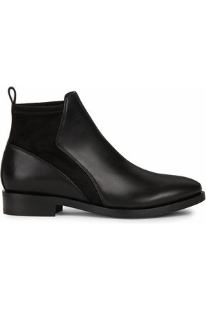 Geox Donna Brogue Chelsea Ankle Boots