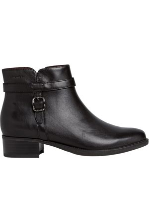 Tamaris Women Ankle Boots - Leather Flat Ankle Boots