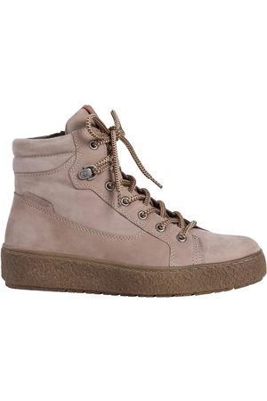 Tamaris Women Trainers - Leather High Top Trainers
