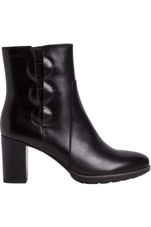 Tamaris Women Ankle Boots - Leather Heeled Ankle Boots