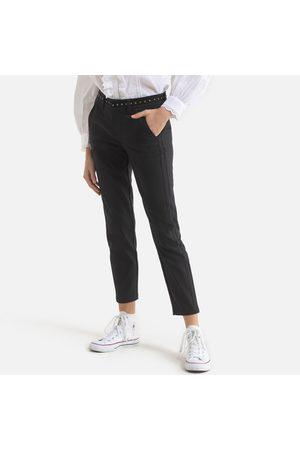 Freeman T Porter Cotton Slim Fit Trousers