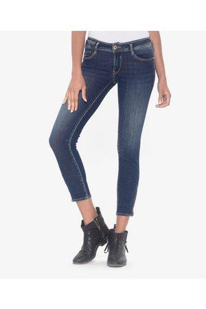 Le Temps des Cerises Slim Lodge Jeans in Mid Rise