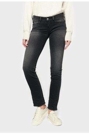 Le Temps des Cerises Straight Mid Rise Jeans