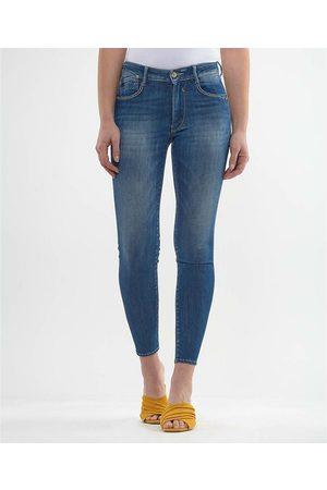 Le Temps des Cerises Slim Pulp Jeans with High Waist