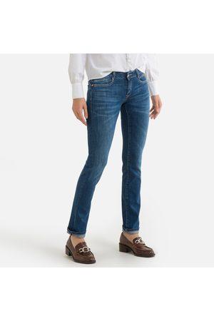 Le Temps des Cerises Mid Rise Straight Jeans