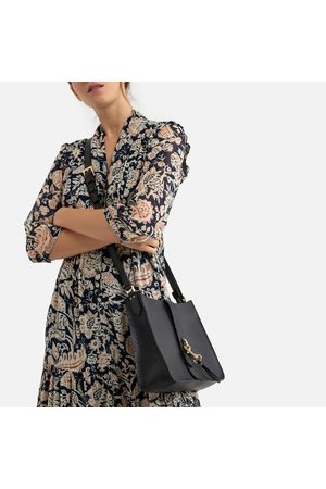 Lancaster Foulonne Double Hook Crossbody Handbag in Leather