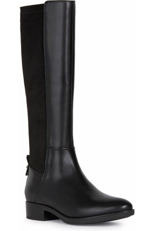 Geox Felicity Stretch Back Knee Boots