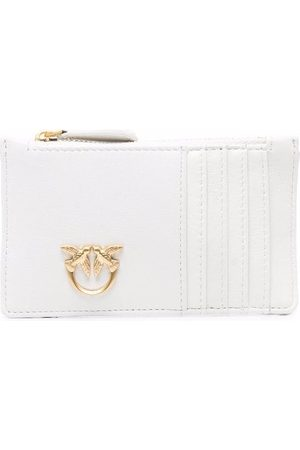 Pinko Quilted leather purse