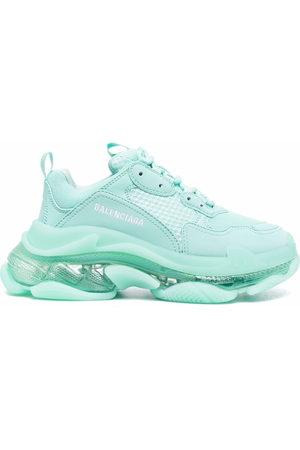 Balenciaga Triple S clear-sole chunky sneakers
