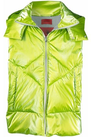 A BETTER MISTAKE Stay Puffy quilted gilet