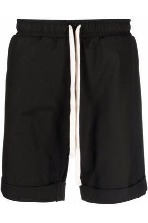 Alchemy Drawstring-waist shorts