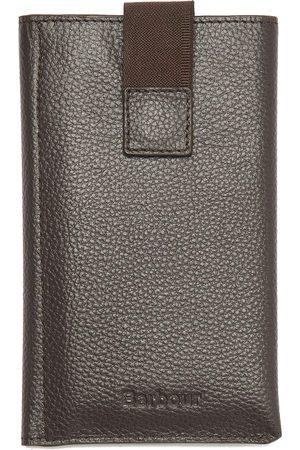 Barbour Men Purses & Wallets - Amble Phone Wallet - Dark