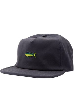 Salty Crew Fishsticks 5 Panel Hat - Navy ONE SIZE, Colour: Navy