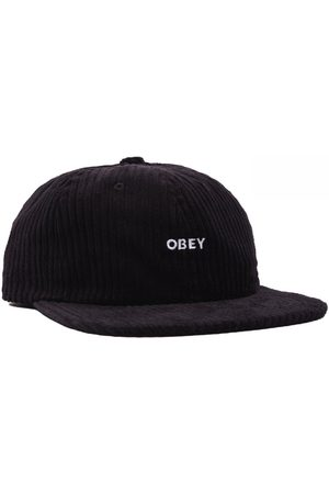 Obey Clothing Bold Cord Strapback Hat - ONE SIZE, Colour: