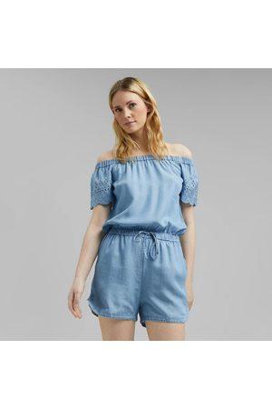 Esprit Short Sleeve Playsuit