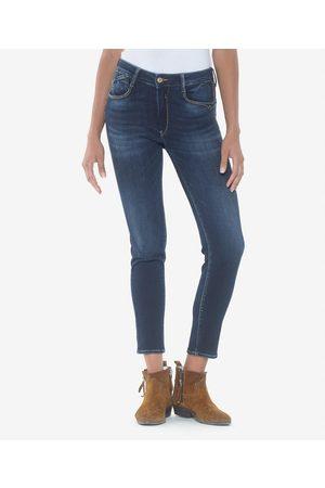 Le Temps des Cerises Slim Shac Jeans with High Waist