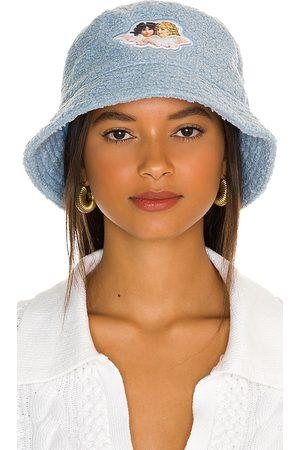 Fiorucci Women Hats - Faux Fur Bucket Hat in .