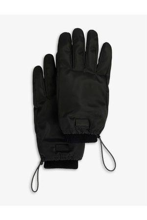 Ted Baker Padded nylon gloves