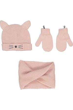 La Redoute Hat, Gloves and Scarf Set, Birth-3 Years