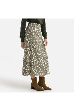 Petite Mendigote Capucine Floral Midaxi Skirt