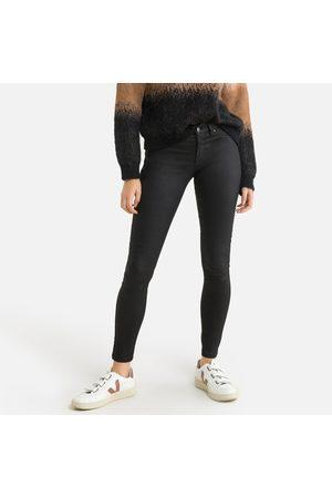 "IKKS High Waist Skinny Jeans, Length 29"""