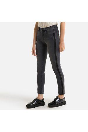 IKKS Regular Fit Straight Jeans, Mid Rise