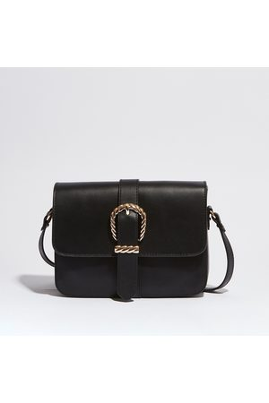Petite Mendigote Connor Cow Foldover Bag in Smooth Leather