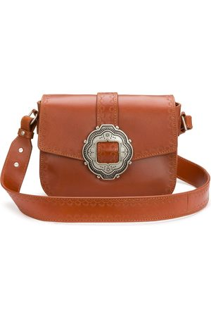 Petite Mendigote Leila Leather Crossbody Bag