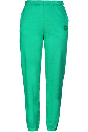 Baum und Pferdgarten Woman Jeantelle Printed Cotton-fleece Track Pants Jade Size L