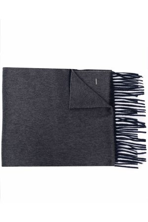 Woolrich Fringed cashmere scarf